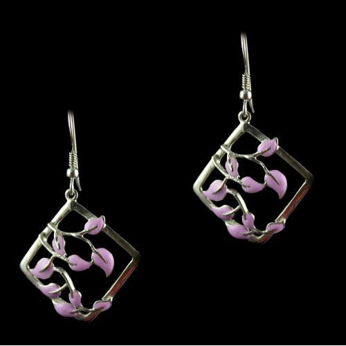 Rose Gold Hanging Earring