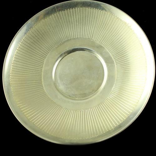 Plain Round Plate