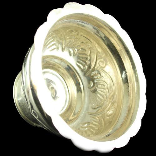 Floral Design Sandal Cup