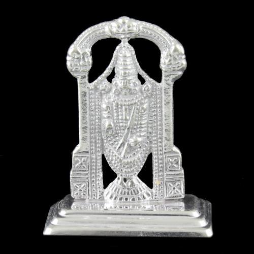 Silver Lord Balaji Idols