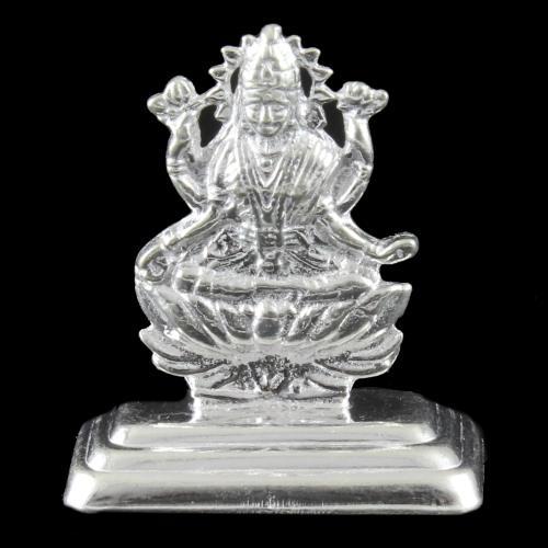 Silver Lord Lakshmi Idols