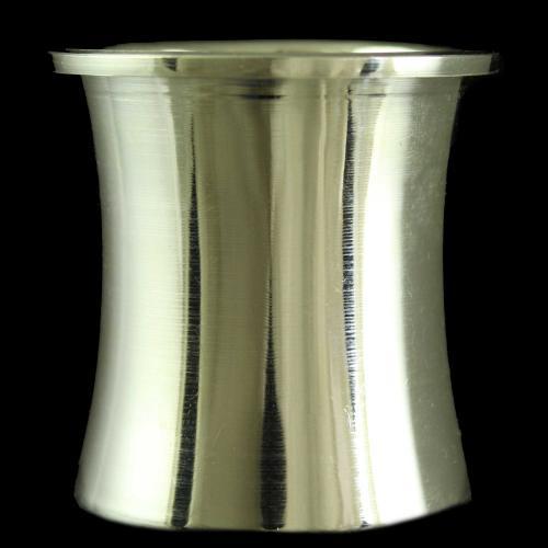 Silver Plain Pancha Pathram