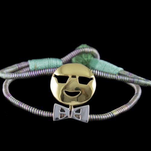 Raksha bandhan Smile Bow Rakhi Online Gifts For Brother