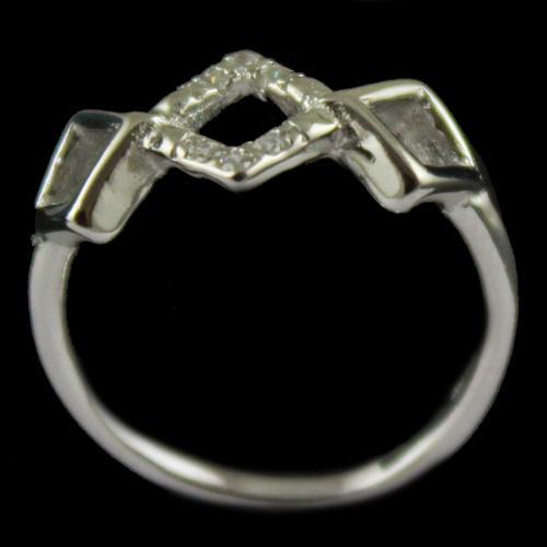 Casual Ring Zircon Stones