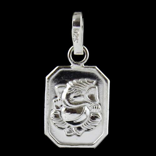 Lord Side Face Ganesha Pendant