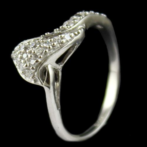 Zircon Stone Casual Wear Rings