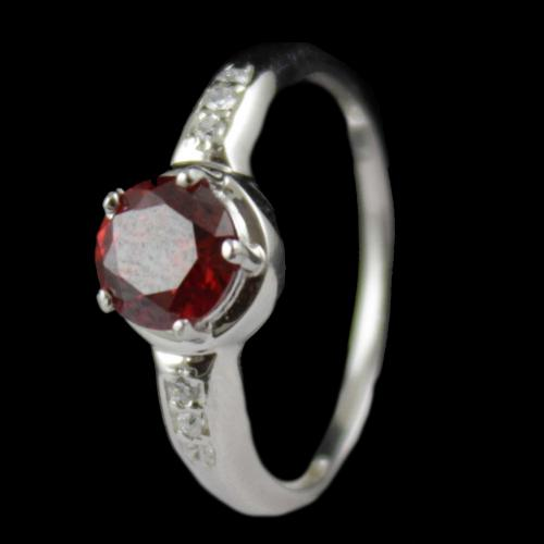 Hassonate Stone Casual Wear Rings