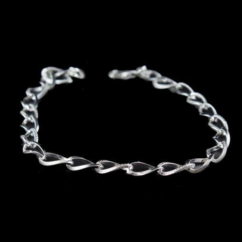 Fancy Sachin Design Mens Bracelet