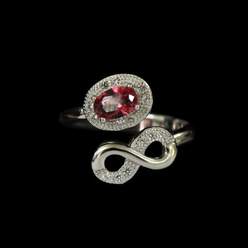 STERLING SILVER CZ RINGS
