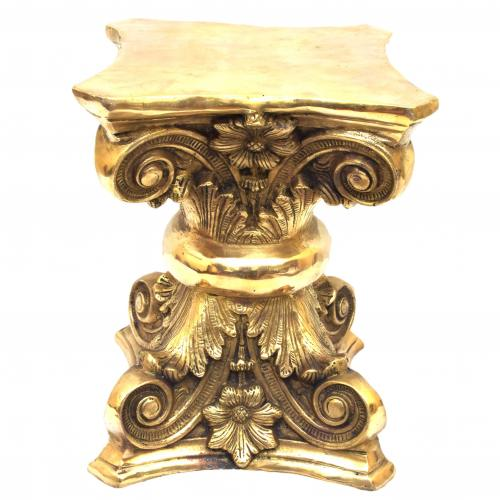 BRASS STOOL 1 RING