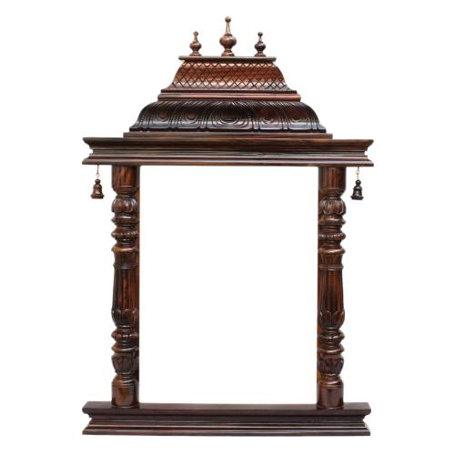 ROSEWOOD  TEMPLE FRAME