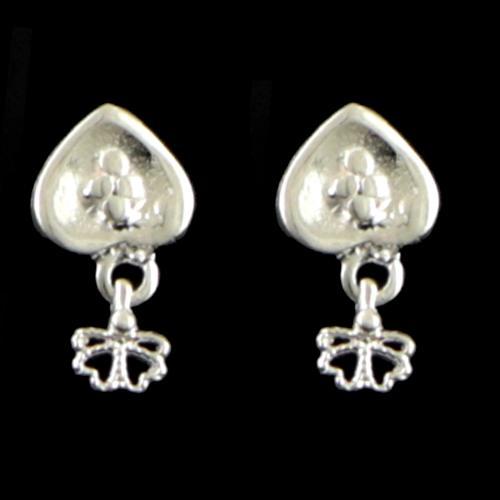 92.5 STERLING SILVER EARRINGS