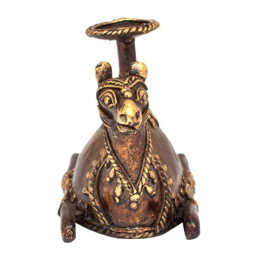 BASTAR CAMEL CANDLE STAND