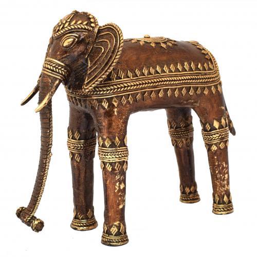 BASTAR ART ELEPHAT  STANDING