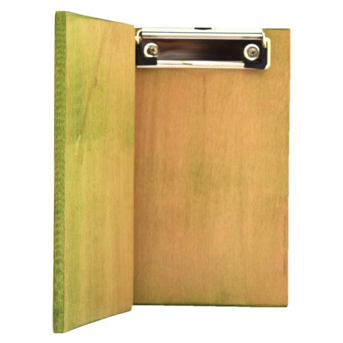 WOODEN CARVING NOTE PAD
