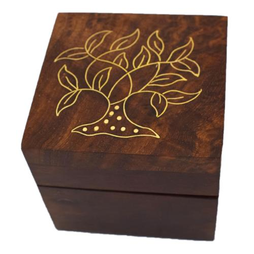 CARVING INLAY BOXES