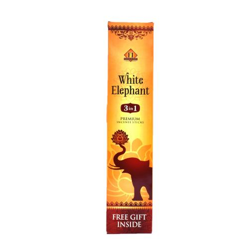 WHITE ELEPHANT INCENSE STICK