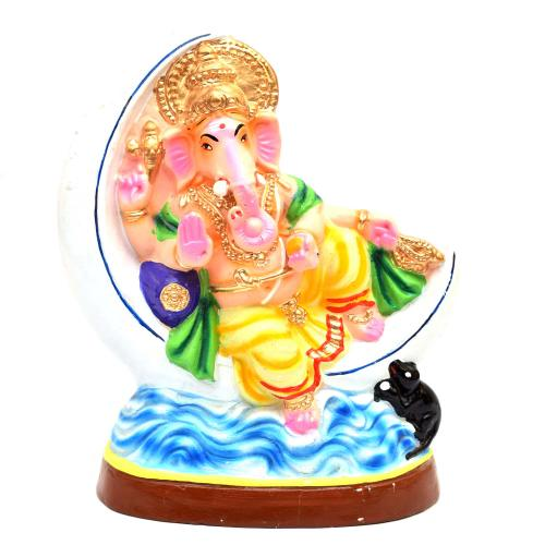GOLU DOLL GANESHA WITH MOON