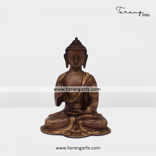 BASELESS BLESSING BUDDHA