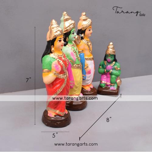 RAMAR GOLU DOLLS