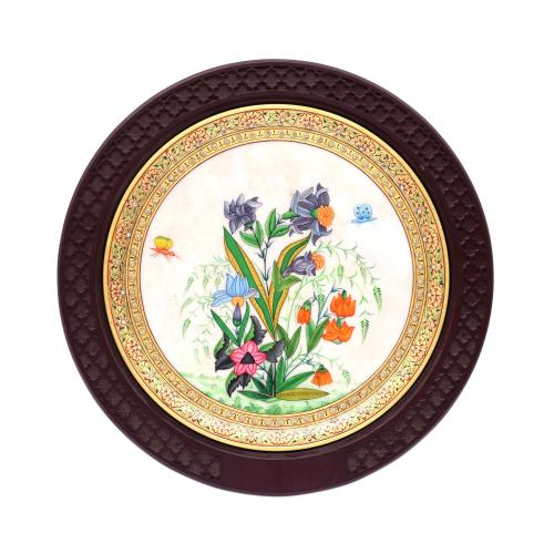 MARBLE STATUE PLATE