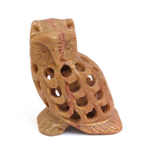 MARBLE JALLI OWL
