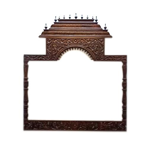 ROSE WOOD WALL MANTAP FRAME