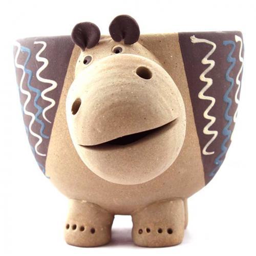 HIPPO PLANTER