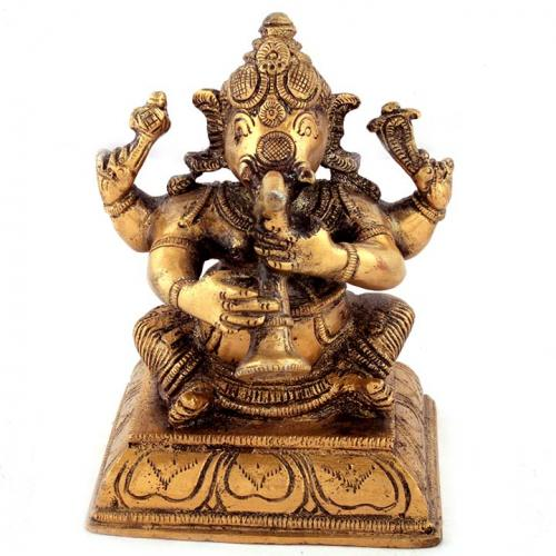 GANESHA MUSICLE SET