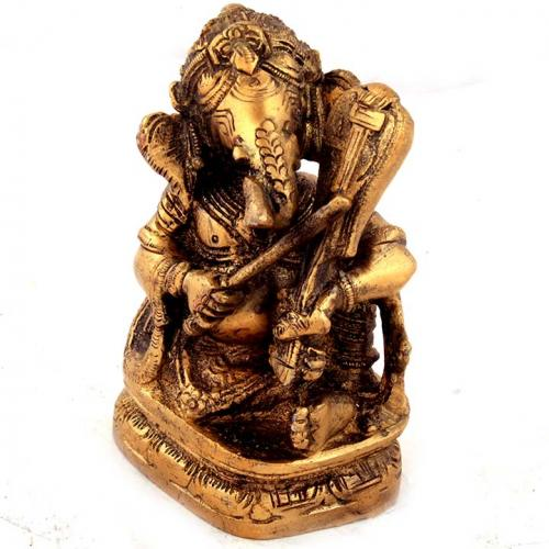 MUSICAL GANESHA GUITER