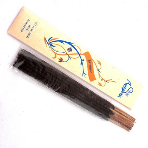 INCENSE PACK 10 STICKS PACKED  STANDARD JASMINE
