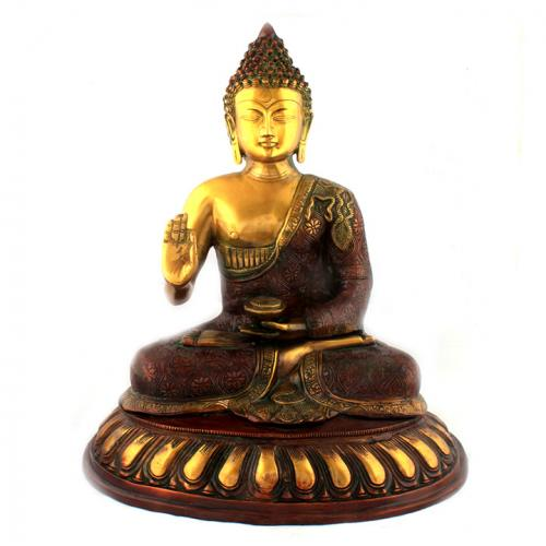 BUDDHA SITING