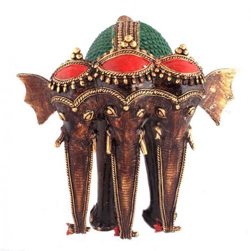 3 HEAD ELEPHANT
