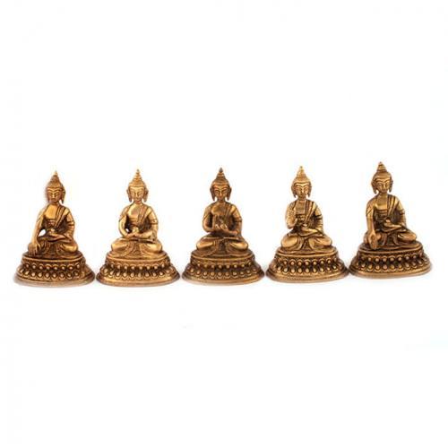 BUDDHA SET OF 5