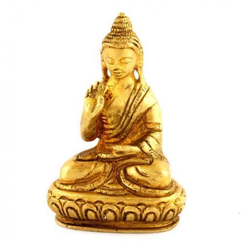 BUDDHA SITTING