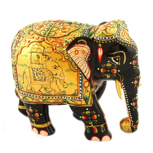 ELEPHANT PAINTED