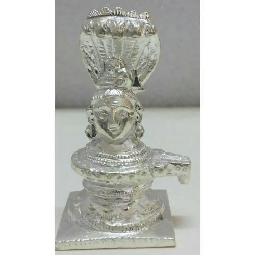 SILVER STATUES