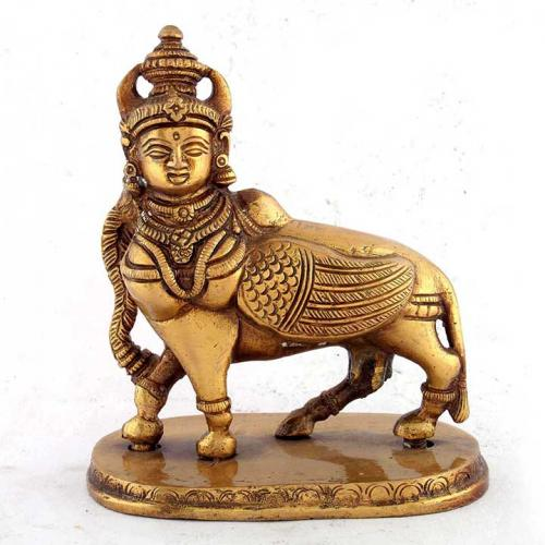 BRASS SCULPTURES